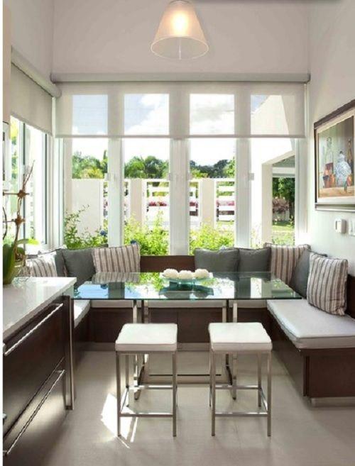 Banquetas bancos y sillas de cocina dise o y estilo - Bancos para cocina modernos ...