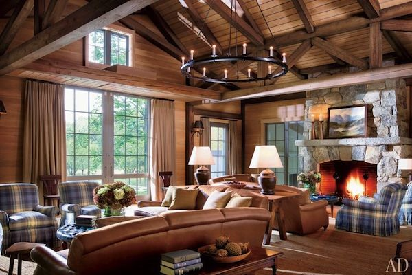 104 best rustic images on pinterest architecture for Mountain living