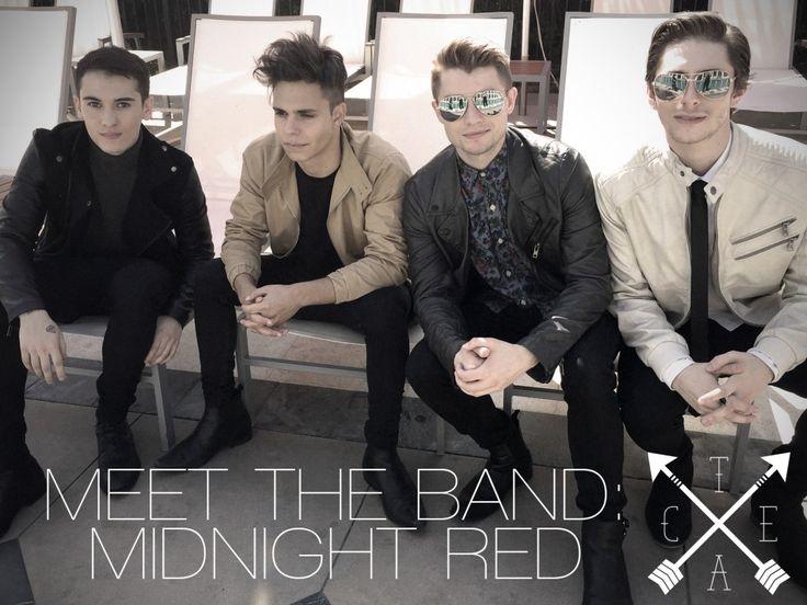 Meet Midnight Red - @itsmidnightred