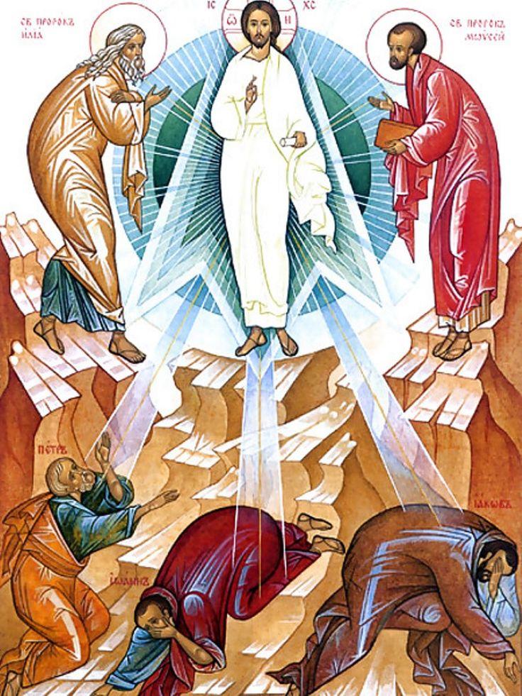 Transfiguration (Luke 9:28–36)