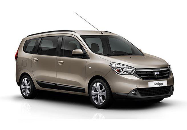 Dacia Lodgy - Inchirieri Auto Sibiu