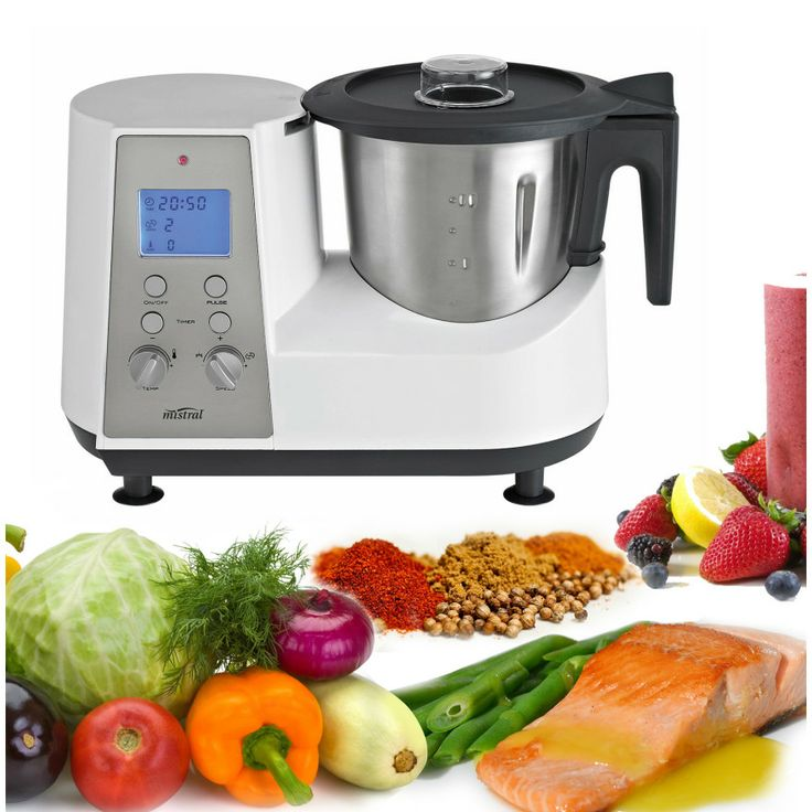 Mistral 8-in-1 Ultimate Kitchen Machine | Buy Speciality Appliances Online - oo.com.au
