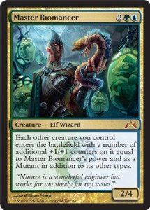 Magic: the Gathering - Master Biomancer (176) - Gatecrash by Wizards of the…