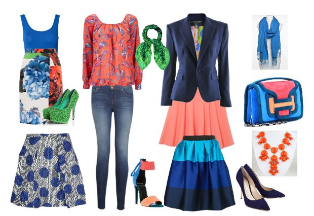 5 Tips To Choose Colours For Your Wardrobe Dark Colors