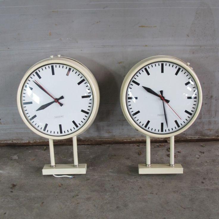 Clock by Unknown Designer for Van Doorn