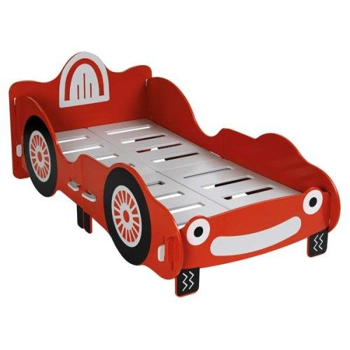 Kidsaw Racer Car First Bed   http://furniture123.co.uk/kids-klub-racer-car-first-bed_20143