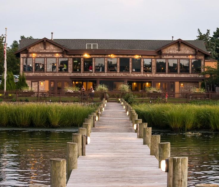 Zillow South Jersey: Walkway To Food Salt Creek Grille