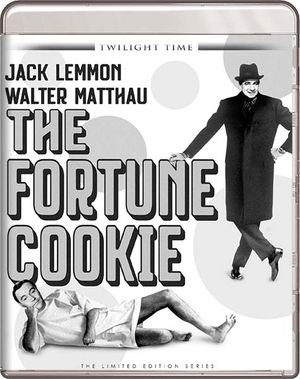 The Fortune Cookie - Blu-Ray (Twilight Time Ltd. Region Free) Release Date: April 18, 2017 (Screen Archives Entertainment U.S.)
