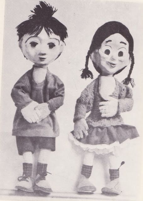 Κλούβιος & Σουβλίτσα: η πρώτη παιδική εκπομπή στην ελληνική τηλεόραση