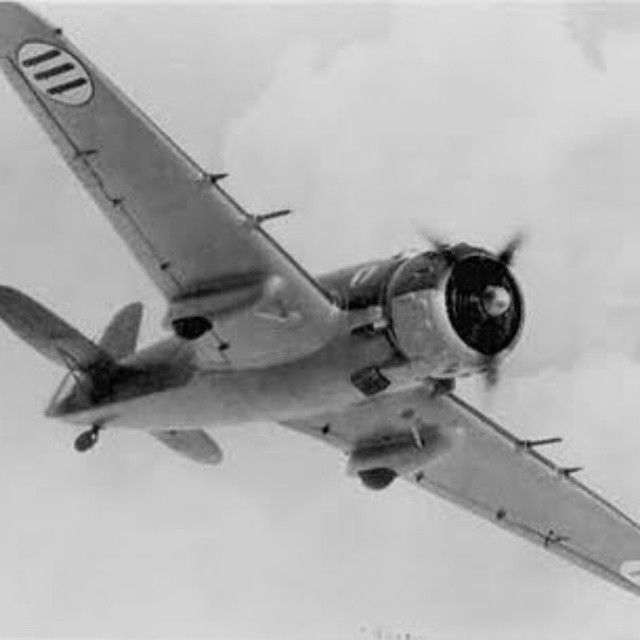 """One of the few photos of Breda Ba65 in north Africa 1941. The Breda 65 """"Nibbio"""" was an all metal fighter, pin by Paolo Marzioli"""
