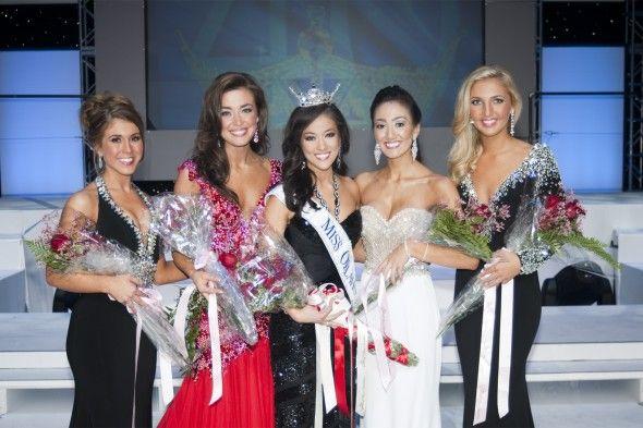 Miss Oklahoma 2012 Alicia Clifton