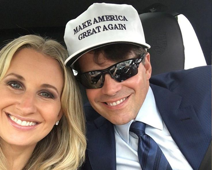 Anthony Scaramucci la esposa solicitó el divorcio, cuando ella estaba embarazada de nueve meses