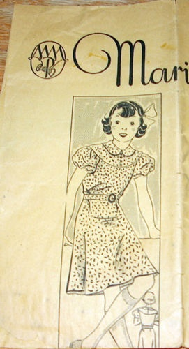 dating marian martin patterns Marian martin was just one of several lady's names that were used as trade names by one mail order company you can read about the mail order patterns on witness2fashion blog i found it quite interesting.