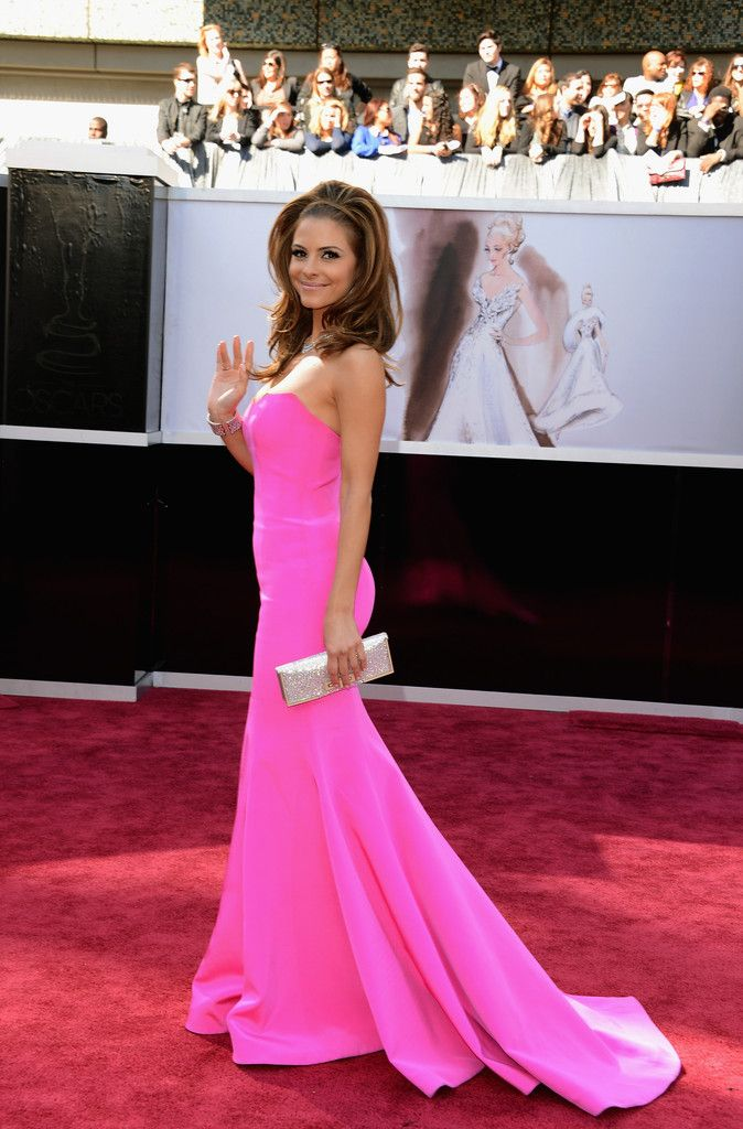 Maria Menounos - Red Carpet Arrivals at the Oscars