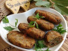 Kadınbudu Köfte Tarifi (Resimli Anlatım) | Kolay ve Pratik Resimli Yemek Tarifleri | Göbeğim