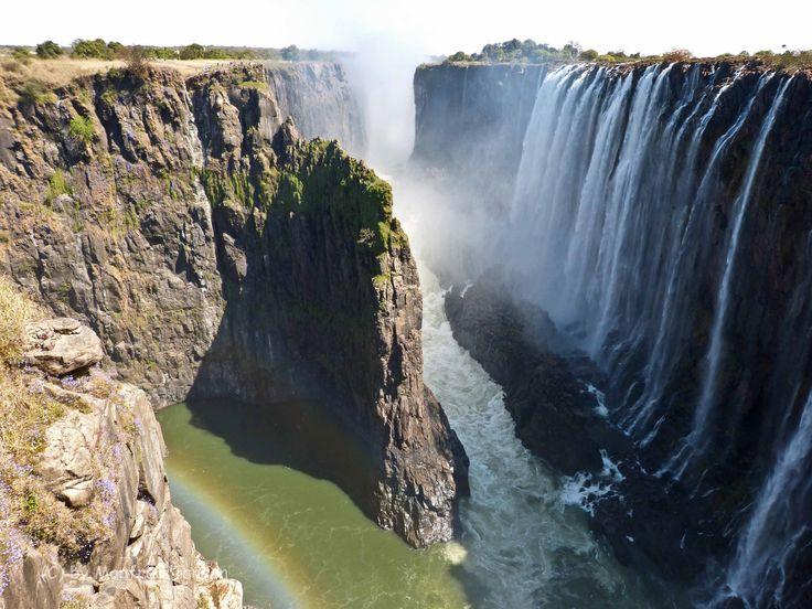 Viktoriafälle - Sambia