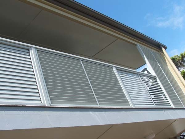 Adjustable Window Louvres - Aluminium Shutters - Steel Louvres - Superior Screens
