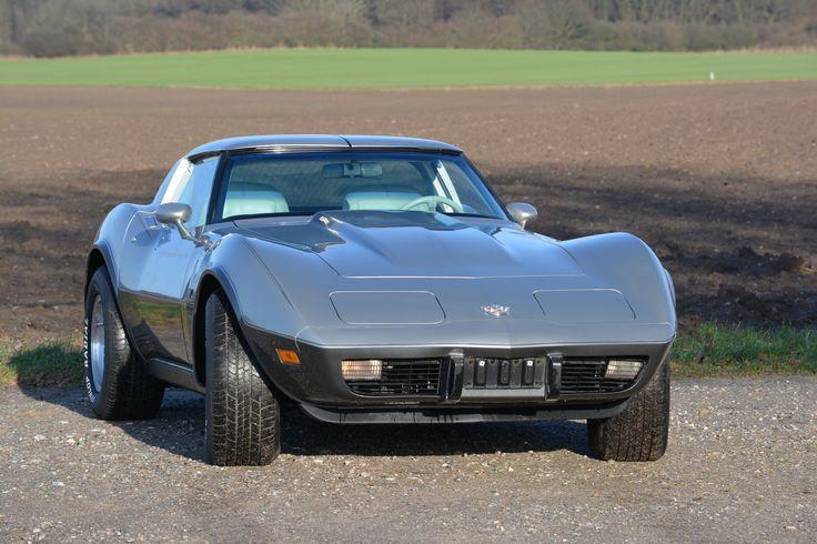 Borups Corvette 78