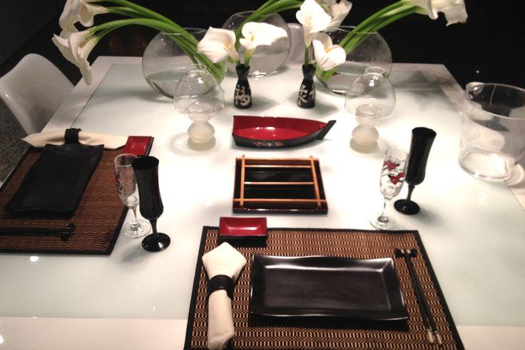 jantar japones em casa - Pesquisa Google