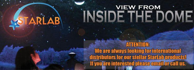 Inflatable & Portable Planetarium, Portable Projector, Digital STARLAB