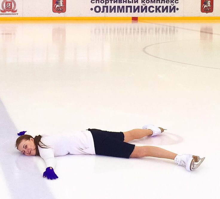 Ekaterina Bobrova - Oh ice, I missed you.