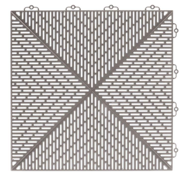 Bergo Unique Floor tile Color: Beige Linen