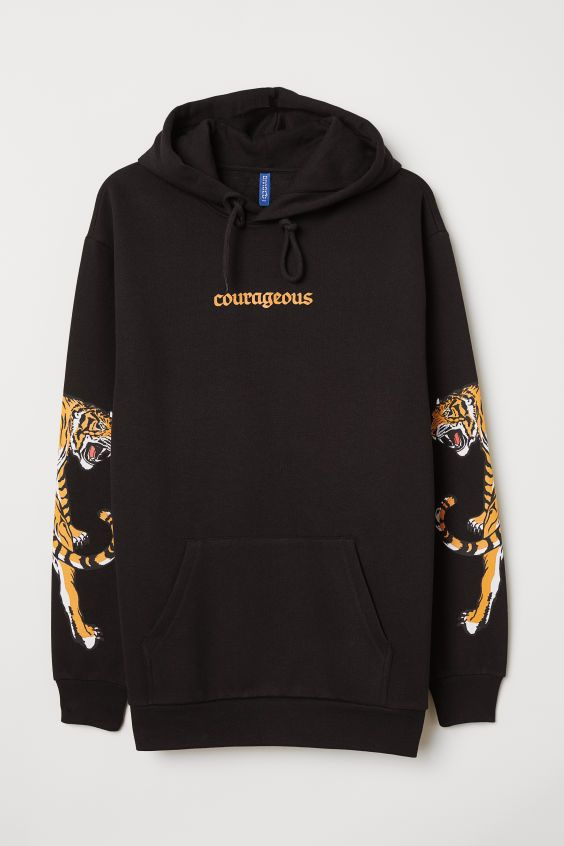 7e9bec444 Hooded Sweatshirt in 2019 | clothes | Hooded sweatshirts, Outfits ...