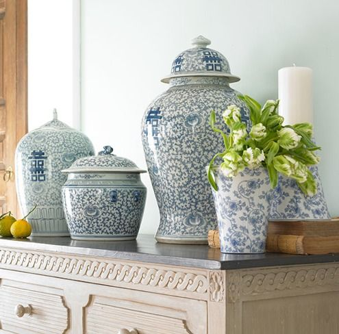 244 Best Blue And White Living Room Images On Pinterest
