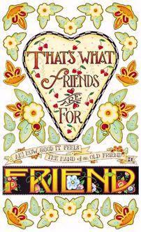 Friend ☮~ღ~*~*✿⊱╮Hippie Style, Vintage, Retro Art by Mary Engelbreit , - レ o √ 乇 !! ✿⊱╮❥☮