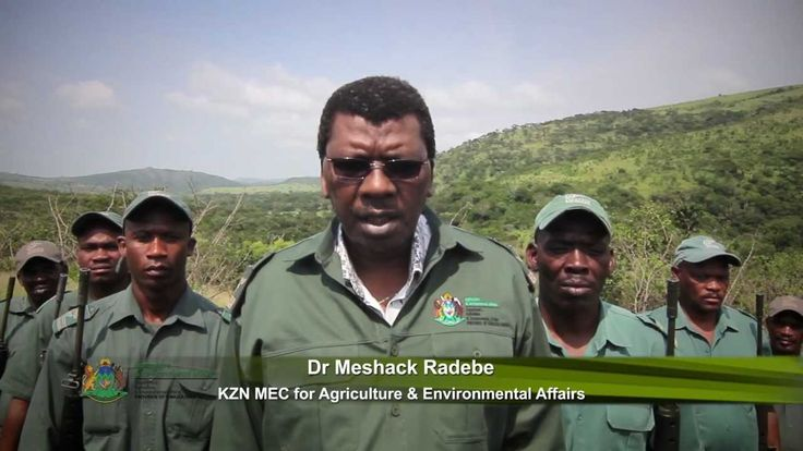 Rhino poaching awareness PSA - Department of Agriculture And Environment...