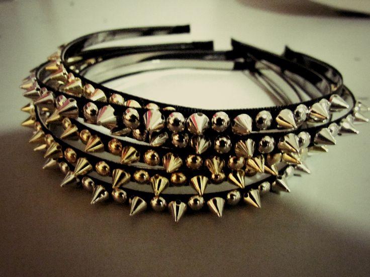 #headbands #studded #fashion #trendy