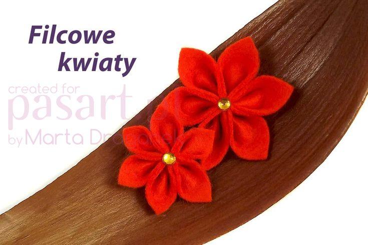 Autorem kursu jest Marta Draganek, projektant marki Tarragon Art – stylowa biżuteria artystyczna.    Motyw filcowego kwiatka jest bardzo popularnym elementem broszek,  [...]