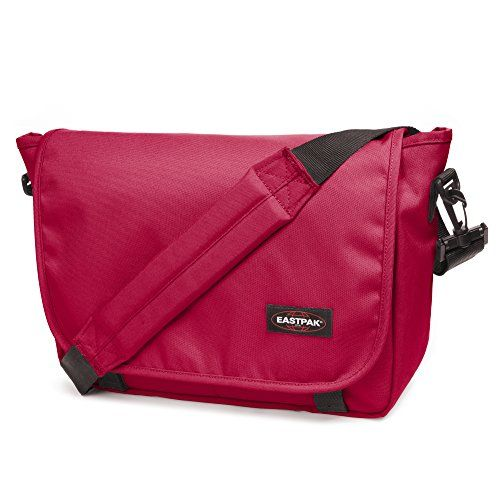 #friends #pretty #Eastpak JR Shoulder Messenger Bag in Red A great cross body messenger bag to keep your everyday essential close by, multiple secure compartment...