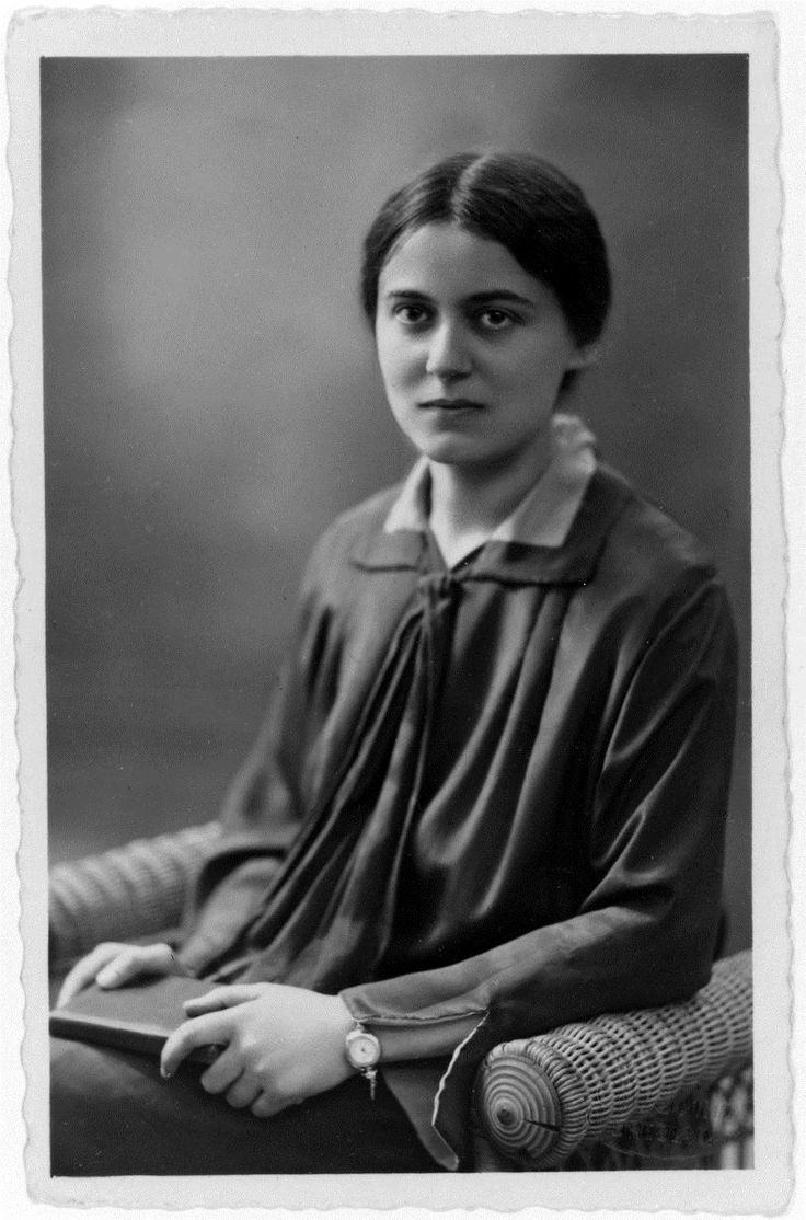 images about Edith Stein on Pinterest   Age    Blog topics