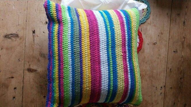 Back of cushion