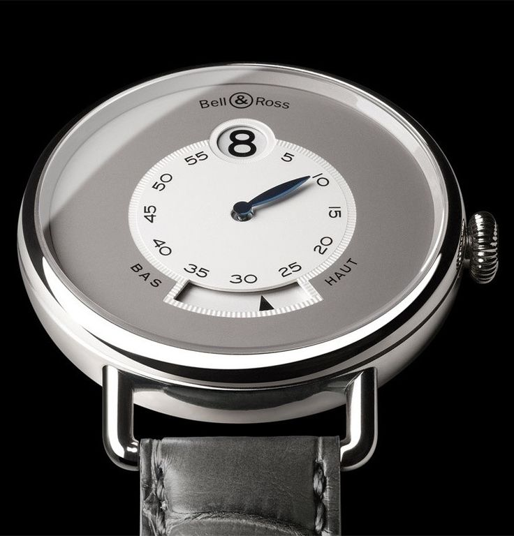 WW1 HEURE SAUTANTE PLATINIUM, Bell & Ross Timepieces and Luxury Watches on Presentwatch
