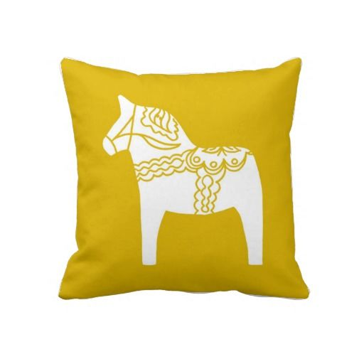 17 best images about illustration dala horse on Pinterest Horse fabric, Stockholm and ...