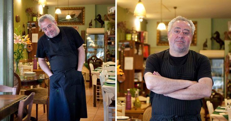 Η καλύτερη (ίσως) ψαροταβέρνα της Αθήνας δεν σερβίρει τηγανητές πατάτες και δεν παίζει σκυλάδικα