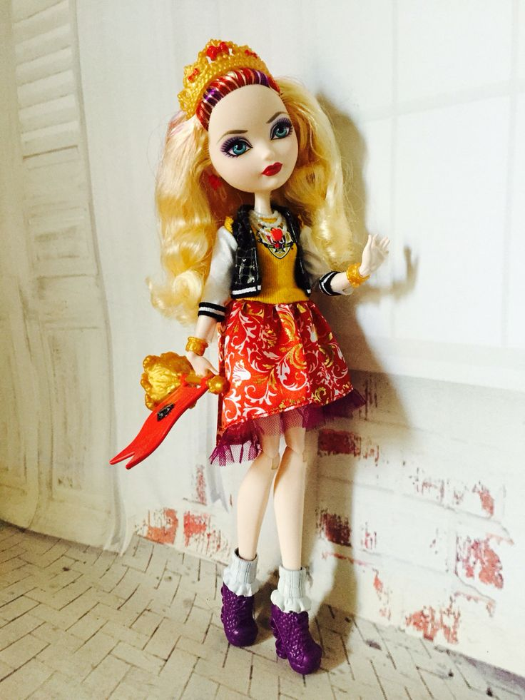 Ever After High: School Spirit Two-Pack Apple White and ...