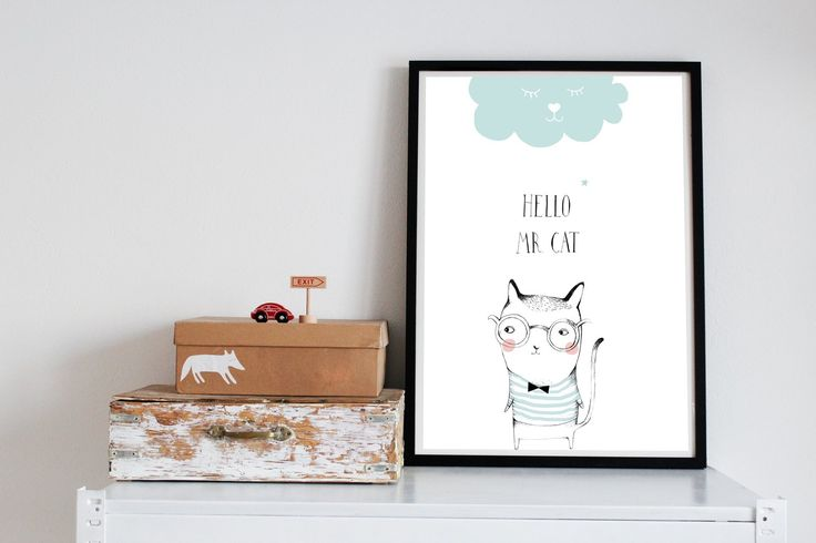 Image of Hello Mr Cat