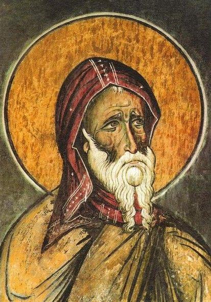 Antony, Abbot in Egypt,356