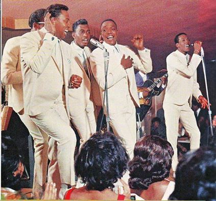 The Temptations are an American vocal group known for their success with Motown Records during the 1960s and 1970s. Known for their choreography, distinct harmonies, and flashy wardrobe, the group was highly influential to the evolution of R&B and soul music. Having sold tens of millions of albums, the Temptations are one of the most successful groups in music history. As of 2015, the Temptations continue to perform with one living original member, Otis Williams, still in the lineup.