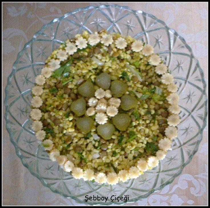 Şebboy Çiçeği: Salatalar