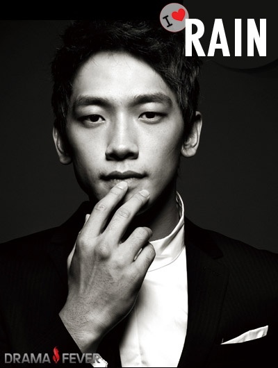 I ♥ Rain #rain #bi #kpop.  Rain is very talented.  Acting and singing.