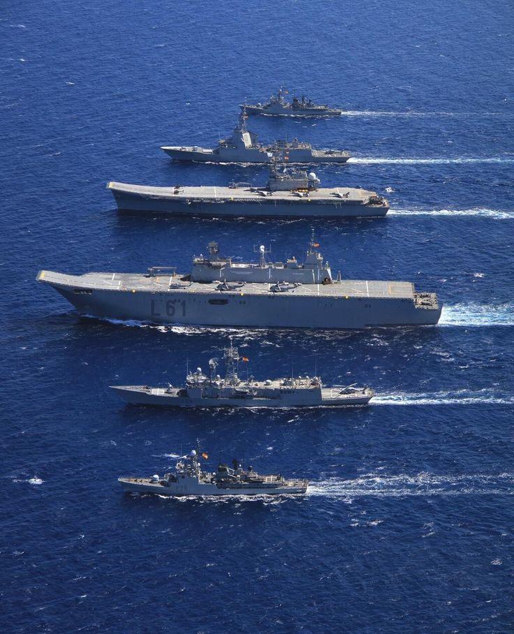 Resultado de imagen de armada española