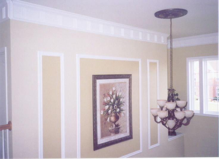 Trim Box For Wall Home Ideas Foyer Decorating Foyer