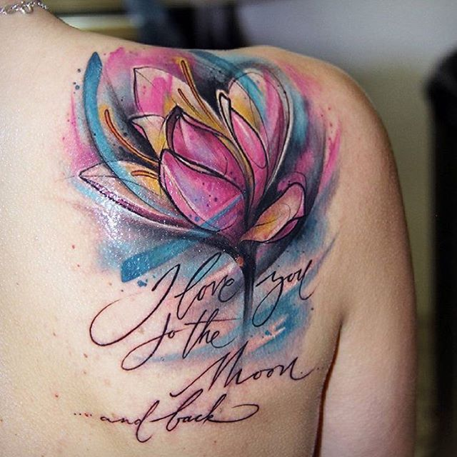 11 Tantalizing Tulip Tattoos – staciemayer.com
