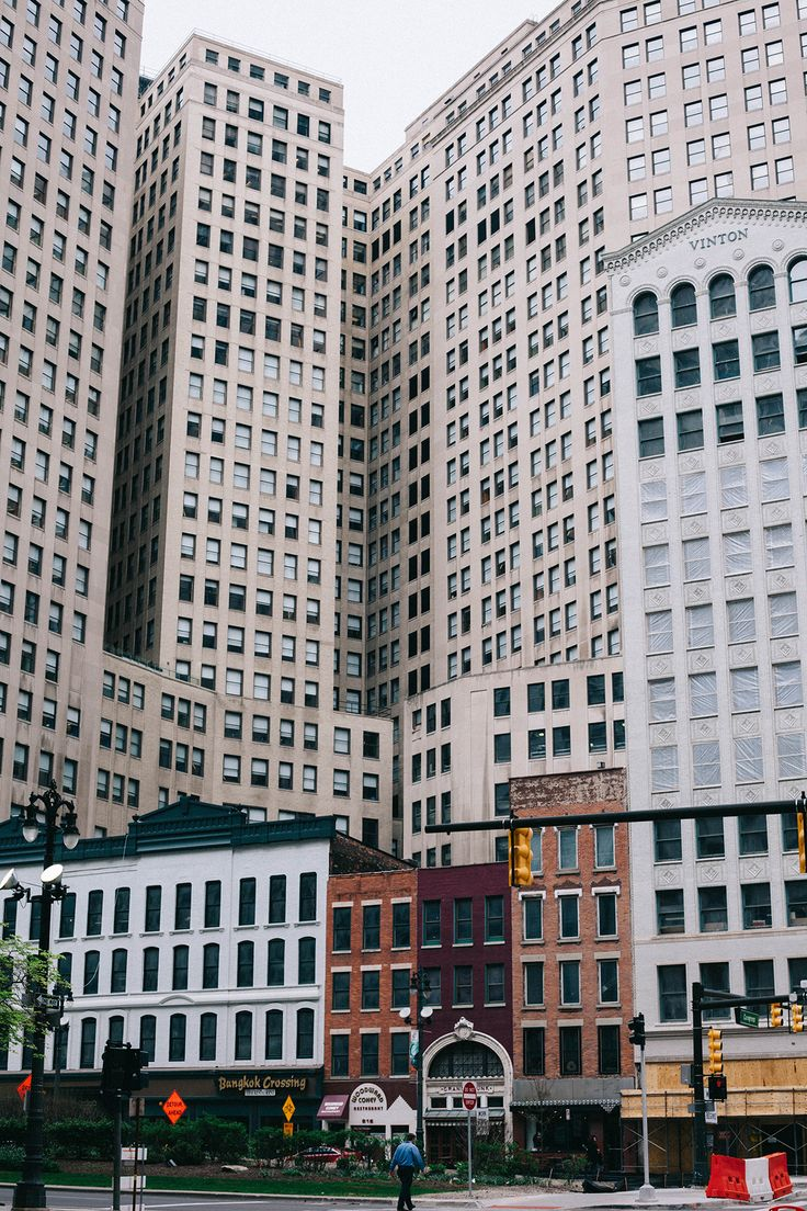 Detroit City Guide | The Decayed Decadence of Detroit - Terumah