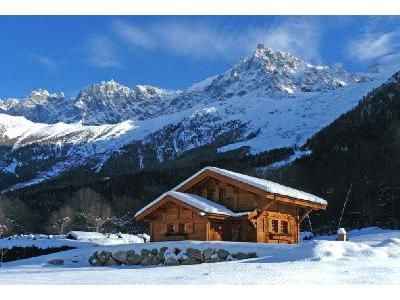 Chalet Chamonix Mont-Blanc à louer / 5 personnes