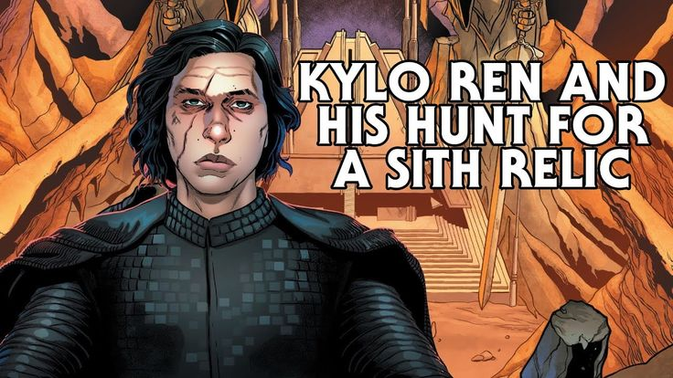 Kylo rens hunt for a sith relic on batuu galaxys edge